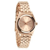 NIXON THE SMALL TIME TELLER スモールタイムテラー レディース腕時計 オールローズゴールド(NA399897-00)