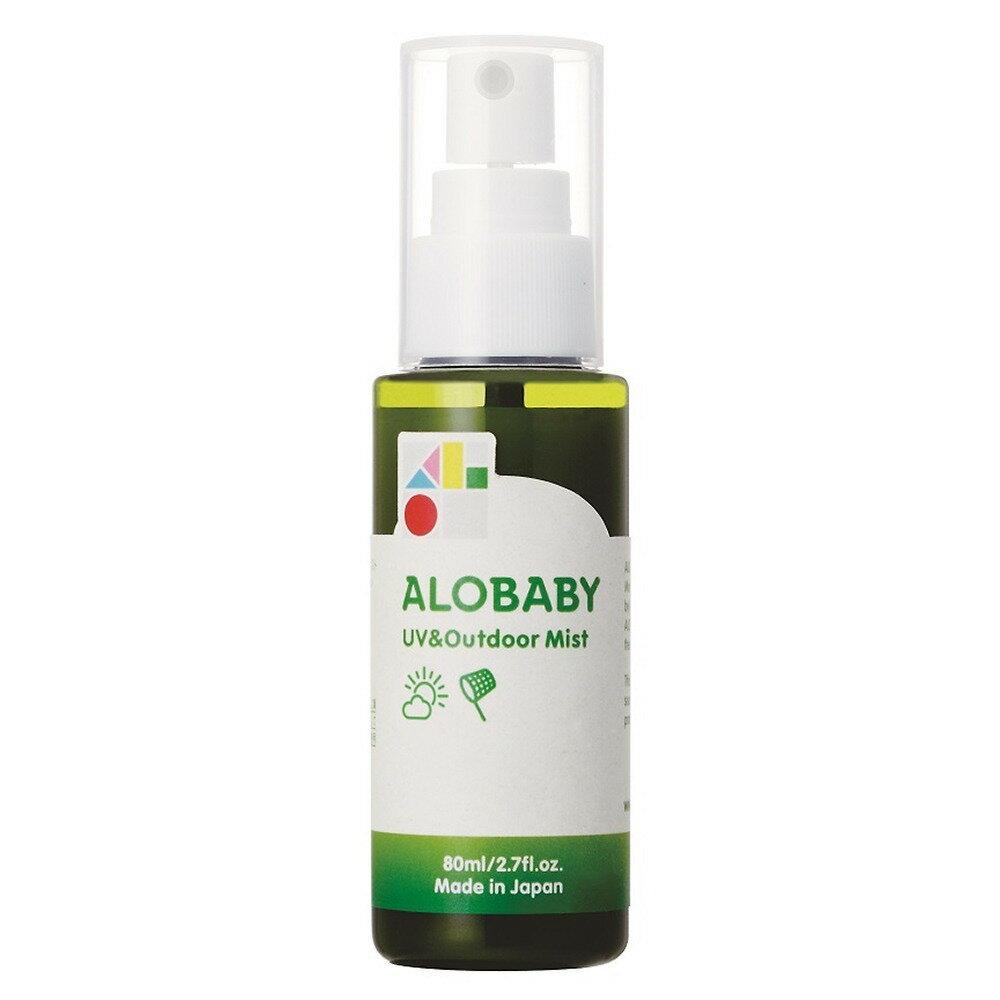 アロベビー UV&虫除けミスト(ALOBABY)