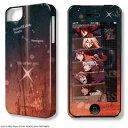 デザジャケットアニメ スカーレッドライダーゼクス iPhone 5/5s/SEケース&保護シート デザイン01 ライセンスエージェント