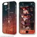 デザジャケットアニメ スカーレッドライダーゼクス iPhone 6/6sケース&保護シート デザイン01 ライセンスエージェント