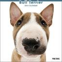 2016年度版 THE DOG カレンダー ブル・テリア