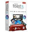 コーレル Toast 15 Titanium ブルーレイ対応