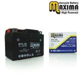 マキシマ メンテナンスフリーバッテリー MT4L-BS