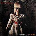 アナベル 死霊館の人形 プロップレプリカ ドール アナベル メズコ