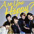 Are You Happy?/CD/JACA-5627