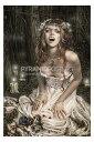 サブカル『VICTORIA FRANCES/ヴィクトリア・フランシス(VAMPIRE GIRL)《PPS017》』ポスター