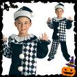 チャイルド ピエロピート コスチューム S  Child Pierrot Peto Costume - S 802202S
