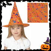 チャイルド オレンジ レインボウ ハット Child Orange Rainbow Hat 802947
