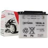 GS YUASA ジーエス・ユアサ バイク用バッテリー YB18L-A