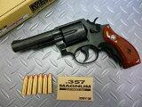 発火モデルガン S&W M10 4インチ ヘビーバレル