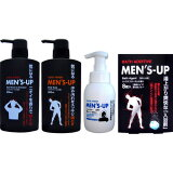 MEN'SーUP 男磨きセット+発砲入浴剤付