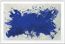 Yves Klein《Hommage a Tennessee Williams1960(SILKSCREEN)/IYK-14371》