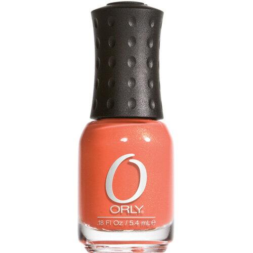 ORLY オレンジ ソルベット
