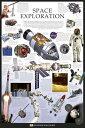 ポスター Space Exploration - Dorling(宇宙船)《PPS-103》