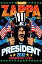 FRANK ZAPPA/フランクザッパ(For President)《PPM-077》ロックポスター