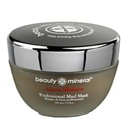 ビューティーミネラル beauty mineral 死海の泥 フェイシャルマッドマスク120g 10P18Oct12