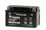 台湾ユアサ YTX7A-BS(希硫酸42.5%/330ml)