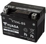 台湾ユアサ YTX4L-BS(希硫酸42.5%/180ml)