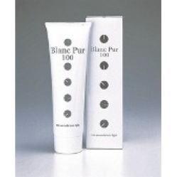 ブランピュール100 150g Blanc Pur 100 パック 洗い流すタイプ フェイスパック 手や体にも使える 無着色 無香料 鉱物油無添加 通販 レビュー記入