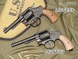 S&W ビクトリー・モデル 発火モデルガン HWブルー・ブラック・フィニッシュ 4インチ・モデル 再販 ハートフォード
