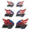 HARDY ハーディー ステッカー・デカール フラッグステッカーセット