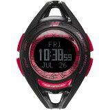 ニューバランス 腕時計 ランニングウォッチ EX2-903-001 ブラック×ピンク