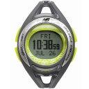 ニューバランス 腕時計 ランニングウォッチ EX2-903-003 グレー×ライム