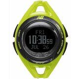 ニューバランス 腕時計 ランニングウォッチ EX2-903-006 ライム×ブラック
