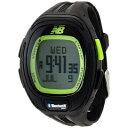 ニューバランス new balance 腕時計 ランニング Bluetooth ブルートゥース ハートレートチェストストラップ付 ブラック メンズ EX2-915-001