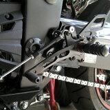 NINJA250 ニンジャ250 NINJA250 ニンジャ250 ABS NINJA250R ニンジャ バックステップ STRIKER ストライカー ステップキット タイプ3