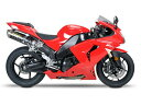 ZX-10R Two Brothers Racing デュアルフランジオンマフラー