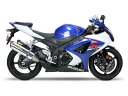 GSX-R1000 Two Brothers Racing デュアルフランジオン エキゾーストシステム
