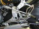 バックステップ Panigale パニガーレ Robby Moto Engineering ロビーモトエンジニアリング バックステップ SBKモデル タイプ:逆チェンジ