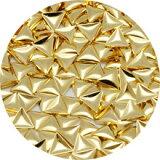 エムプティ Mpetit プレミアムスタッズ B101 トライアングル 3×3mm ゴールド 10P