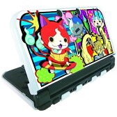 妖怪ウォッチ new NINTENDO 3DS LL 専用 カスタムハードカバー3 アメコミVer. プレックス