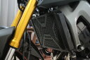 MT-09 MT-09 トレーサー コアガード SSK エスエスケー ラジエーターコアガード カラー:ブラック