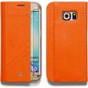 Galaxy S6 edge SC-04G / SCV31 GEO Diary オレンジ Z6044GS6E オレンジ グッズ