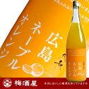 新登場【今田酒造】 富久長 広島ネーブル酒  500mlの画像