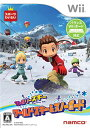 ファミリースキー ワールドスキー&スノーボード Wii バンダイナムコエンターテインメント RVLPRYKJ