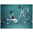 KAIHOU/カイホウジャパン KH-DCY09 26インチ 固定ギア 電動アシスト自転車 SUISUI/スイスイ ブラウン