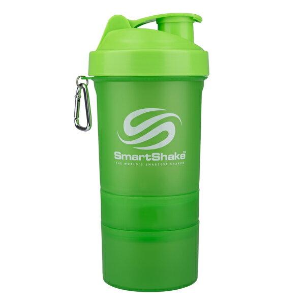 スマートシェイク SmartShake プロテインシェイカー グリーン kss0001