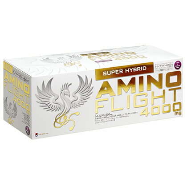 アミノフライト アミノ酸4000mg 5g×120本