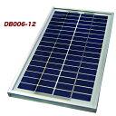 DENRYO 中 小型太陽光発電モジュール DB006-12の価格を調べる