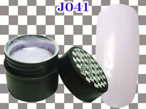 ベイビーチェックメイト カラージェル 10g ラベンダーホワイト J041