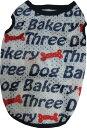 スリー ドッグ ベーカリー Three Dog Bakery クールハンドロゴタンク 10 ポリエステル100% 400002-12 ホワイトL リオグループホールディングス