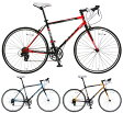 DOPPEL GANGER 700C折りたたみ自転車 827-BL