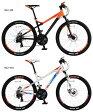 Doppelganger/ドッペルギャンガー 902-OR 26インチ オフロードスタイルバイシクル 902 dozer ブラック×オレンジ 商品になります。
