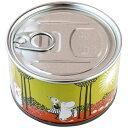 BRISA ムーミン缶詰フォトフレームクロック ガーデン BCPM-11