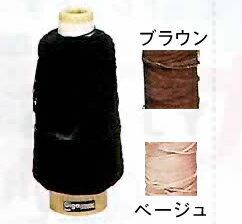 GIGA 専用糸ゴムビッグサイズ ベージュ 550m