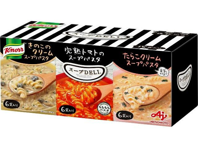 味の素 クノール スープDELI バラエティ 18袋